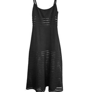 Cynthia Rowley Crepe & Mesh Dress- 80% off MSRP!!